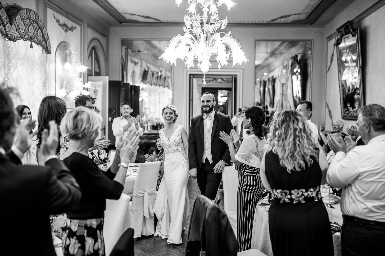 Maja & Fabio, intimate wedding, Italy